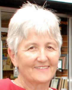 Judith Stephenson (Treasurer)